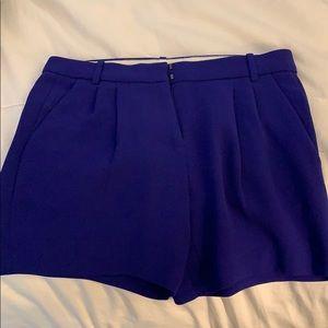 Blue J. Crew shorts